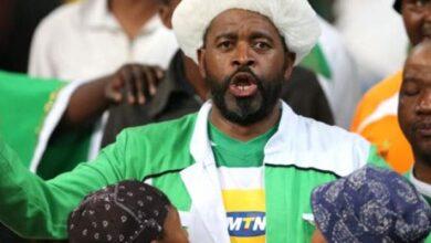 Bloemfontein Celtic Superfan Botha Msila Disappointed by Max Tshabalala!