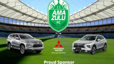 AmaZulu Partner with Motor Vehicle Company Mitsubishi!