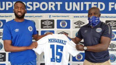 SuperSport United Sign Defender Buhle Mkhwanazi!