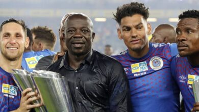 Kaitano Tembo Looking to Promote Youngsters into SuperSport United First Team!