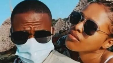 Thembinkosi Lorch & Natasha Thahane Have Not Broken Up!