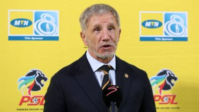 Stuart Baxter Pleased with The Effort of Kaizer Chiefs!