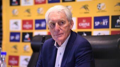 Hugo Broos Shortens Bafana Bafana Squad To 23 Players!
