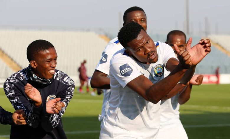 Thamsanqa Gabuza Labelled the Bopha Dance King!