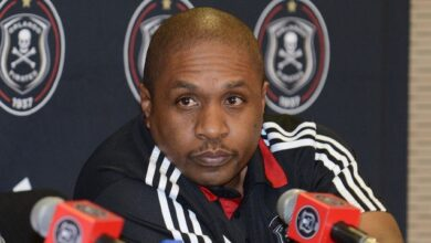 Floyd Mbhele Says Hugo Broos' Irvin Khoza Comments Were Distasteful!