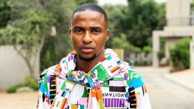 Thembinkosi Lorch Suffered 'Freak Accident' At His Home!