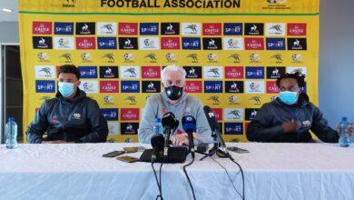 Hugo Broos Believes That Bafana Bafana Needs Some Time!
