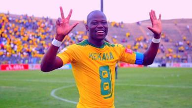 Hlompho Kekana Bids Emotional Farewell to Mamelodi Sundowns!