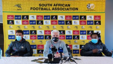 Hugo Broos Surprised by Good State of The Harare Pitch!