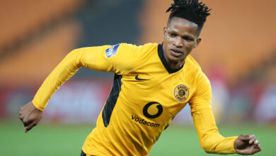 Austin Dube Hoping to Get More Minutes for Kaizer Chiefs!