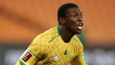 Chairman Wants Bongokuhle Hlongwane to Continue Development at Maritzburg United!