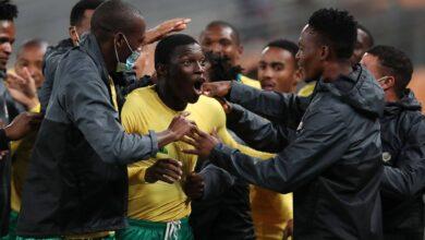 Bafana Bafana Beat Ghana to Top FIFA World Cup Qualifying Group!Bafana Bafana Beat Ghana to Top FIFA World Cup Qualifying Group!