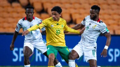 Ethan Brooks Excited to Be Called Up to Bafana Bafana Once Again!