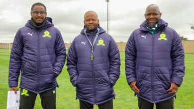 Coach Manqoba Mngqithi Addresses the Issue Between the Three Coaches!