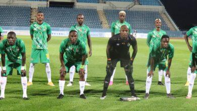 Zimbabwe Have Announced An Updated Squad Ahead Of Bafana Bafana Clash!