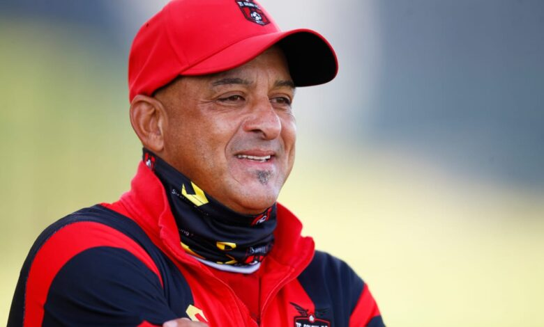 Owen Da Gama Hoping New Striker Mthobisi Mngomezulu Will Score More!