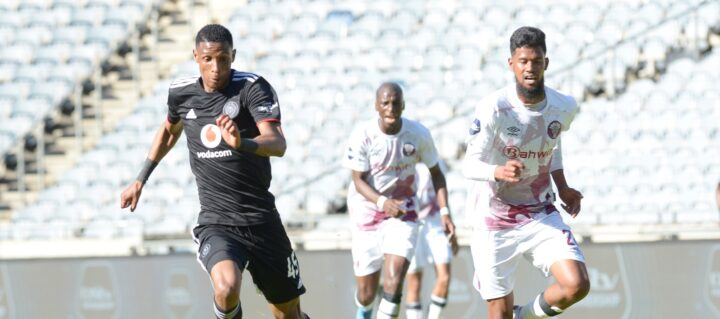 Fadlu Davids Knew How Swallows FC Would Play Against Orlando Pirates!