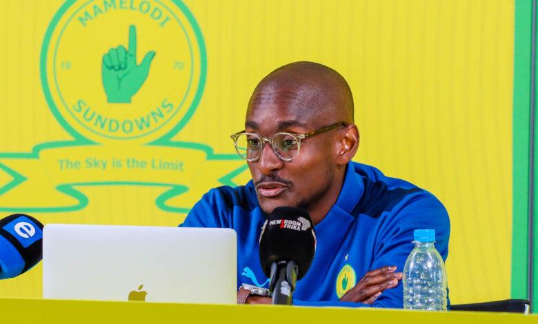Rulani Mokwena Credits 'Big Performance' From Mamelodi Sundowns!
