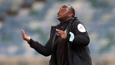Benni McCarthy Concerned with AmaZulu's Lack of Goals Thus Far!