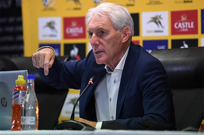 Hugo Broos Announces Provisional 34-Man Squad for Bafana Bafana!
