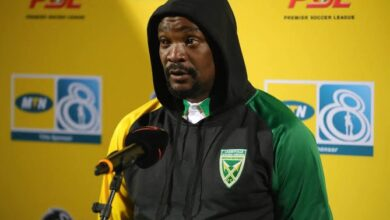 Lehlohonolo Seema Happy with The Performance of Golden Arrows Youngsters!