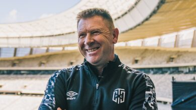 Eric Tinkler Admits Cape Town City Were Not at Their Best Despite Victory!