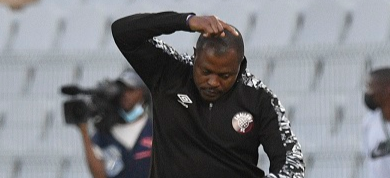 Simo Dladla Critical of Swallows FC Players After Heavy Defeat!