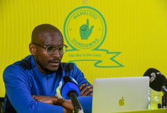 Rulani Mokwena Not Too Dissatisfied With Mamelodi Sundowns After Draw In Africa!