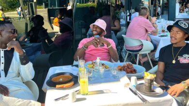 Former Maritzburg United Players Link Up In Midrand For Lunch!