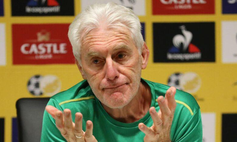 Hugo Broos Wishes PSL Teams and SAFA Can Work Together!