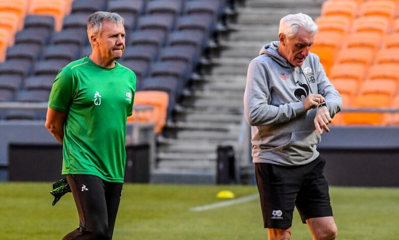Coach Hugo Broos Wins Over South African Football Fraternity!