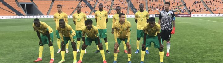 Bruce Bvuma Believes Bafana Bafana Have What It Takes To Qualify!