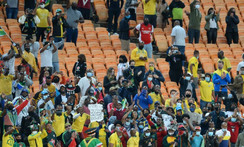 Hugo Broos Thanks South African Fans After Crucial Victory against Ethiopia!