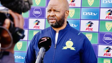 Manqoba Mngqithi Credits Mamelodi Sundowns After Yet Another Victory!