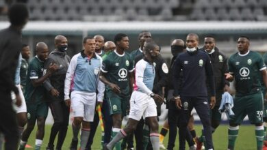 SAFA Charges Jelly Chavani for Awarding Kaizer Chiefs Wrongful Penalty!