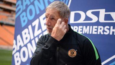 Stuart Baxter Wants Kaizer Chiefs To Erase Defensive Mistakes!