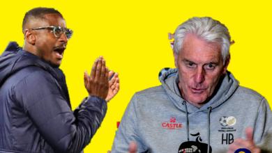 Hugo Broos Wants Rulani Mokwena To Directly Contact Him!