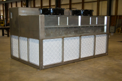 Chiller with Stainless Steel Frame