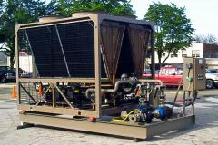 Chiller Pump Station Integration