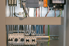 Control Panel Design and Fabrication