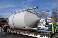 Large Diameter Tank Manufacturing