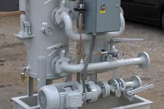 Filter Pump Skid