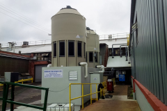 Double Cooling Tower Pump House