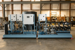 Specialized Heating and Cooling Skid