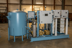 Cooling System with Duplex Heat Exchangers
