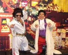 Little People Talent - Elvis & Liberace