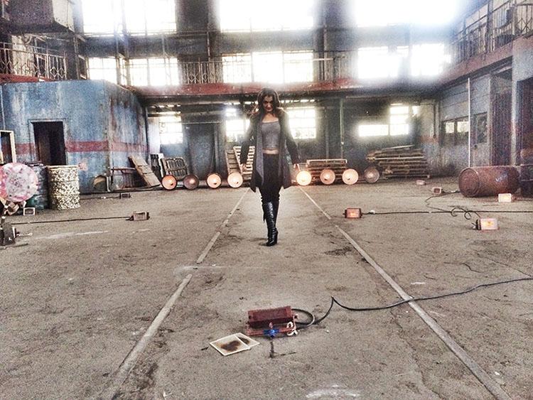 1- Abandoned Warehouse Shot