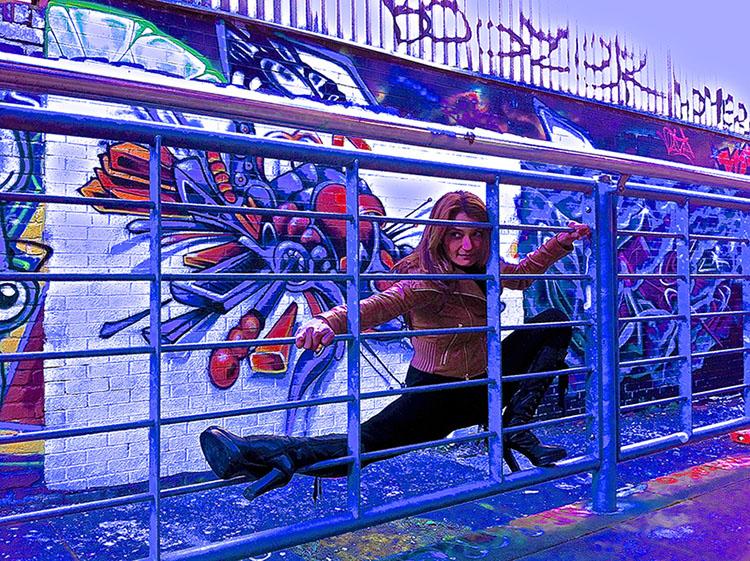3 – Graffiti