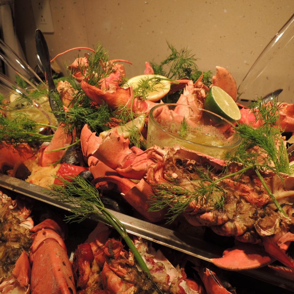 Paëlla de homard