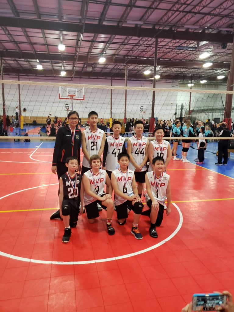 Team photo of MVP 13-1 on 1/11/20